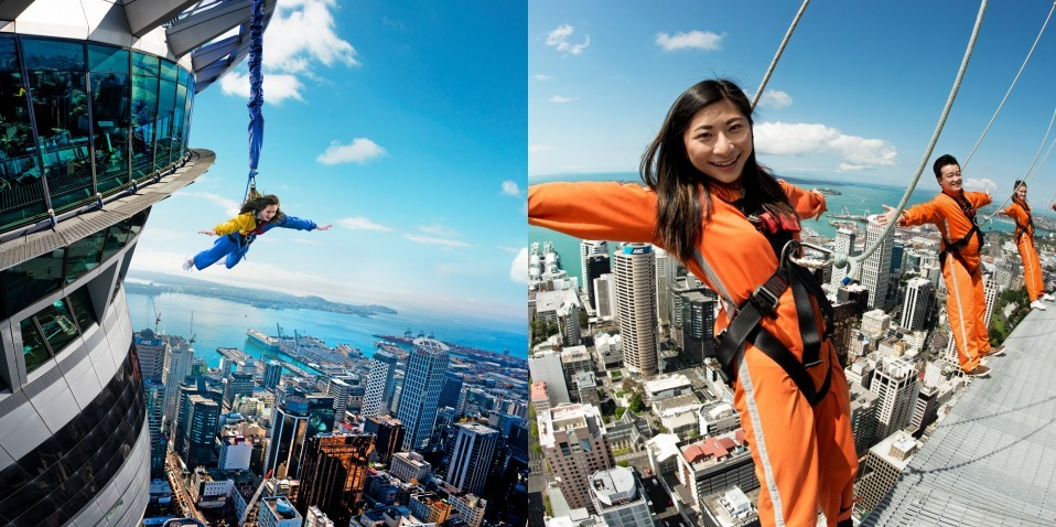 SkyJump & SkyWalk
