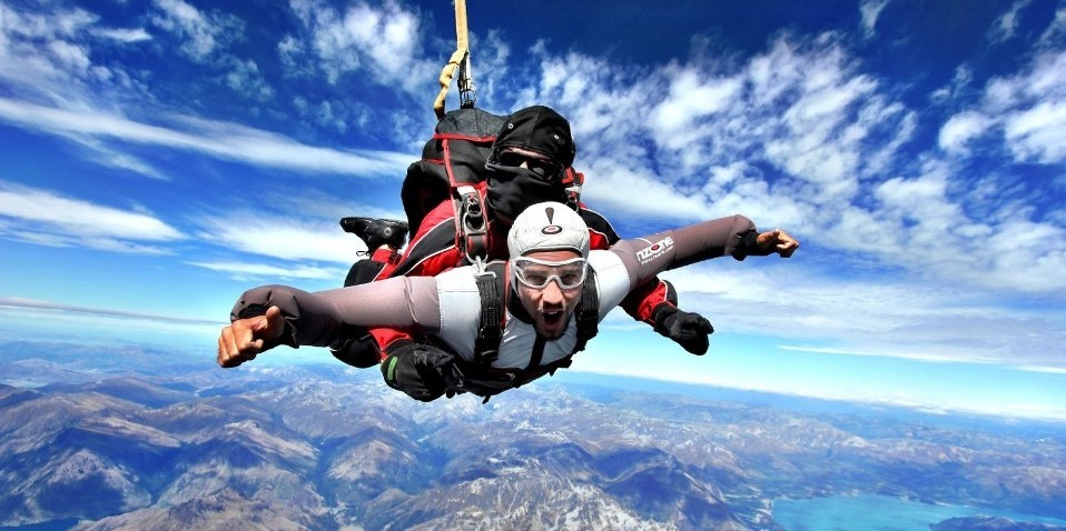 Skydiving - Nzone Skydive