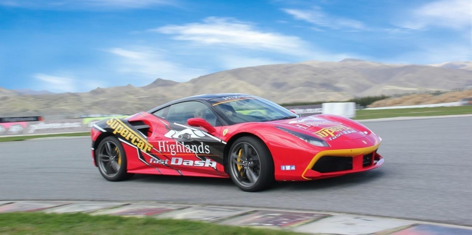 Racing Track Passenger Experience - Highlands Motorsport Park