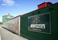 Brewery Tours - Monteiths - Everything New Zealand